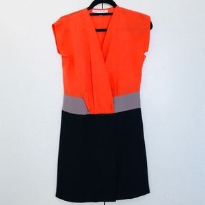 New Diane Von Furstenberg Sleeveless Silk Dress